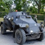 WWII GERMAN HORCH SD.Kfz.222 (MJ075)
