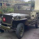 WWII WILLIS JEEP (MJ081)
