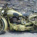 1944 WWII BSA WARHORSE (MJ086)