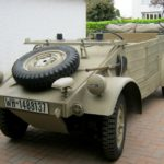 WWII GERMAN VW KUBELWAGEN (MJ072)