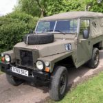 MILITARY LIGHTWEIGHT SERIES 3 LAND ROVER (MJ071)